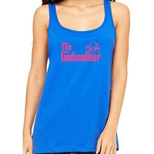 Womens The Godmother Relaxed Tank Top - Yoga Clothing for You - 4
