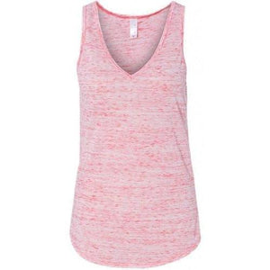 Women's Yoga Flowy V-Neck Tank Top - Yoga Clothing for You - 2