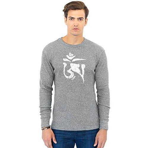 Yoga Clothing for You Men's Tibet OM Eco Thermal Tee