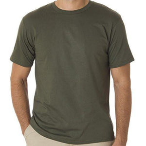 Mens Organic Cotton Tee Shirt - Yoga Clothing for You - 4