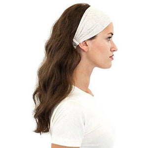 Womens Triblend Headband - Yoga Clothing for You - 5