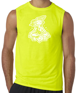 "Mens ""Krishna"" Muscle Tank Top Shirt"