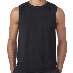 Mens Moisture-wicking Muscle Tank Top Shirt - Yoga Clothing for You - 8