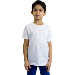 Kids Unisex Organic Tee Shirt - Yoga Clothing for You