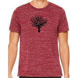Mens Tree of Life Marble Tee Shirt - Yoga Clothing for You - 6