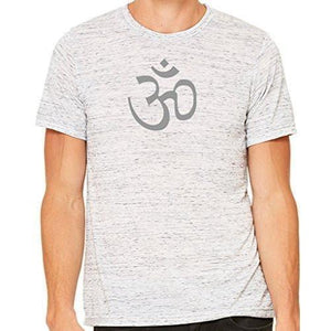 Mens Aum Symbol Tee Shirt - Yoga Clothing for You - 12