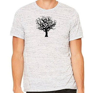 Mens Tree of Life Marble Tee Shirt - Yoga Clothing for You - 14