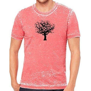Mens Tree of Life Marble Tee Shirt - Yoga Clothing for You - 10