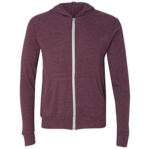 Mens Full-Zip Lightweight Hoodie - Yoga Clothing for You - 5