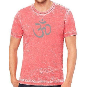 Mens Aum Symbol Tee Shirt - Yoga Clothing for You - 8