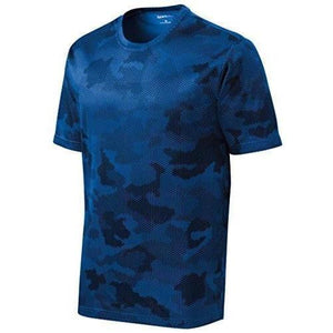 Mens Digital Camo Tee Shirt - Yoga Clothing for You - 8
