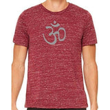 Mens Aum Symbol Tee Shirt - Yoga Clothing for You - 4