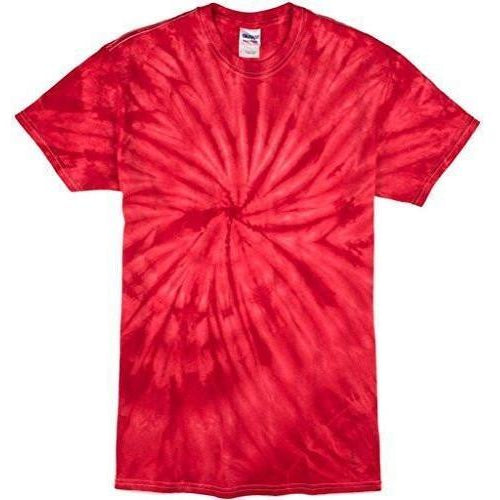 Yoga Clothing for You Mens Red Cyclone Tee Shirt