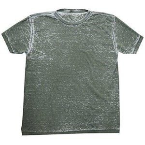 Mens Acid Wash Tee Shirt - Yoga Clothing for You - 2