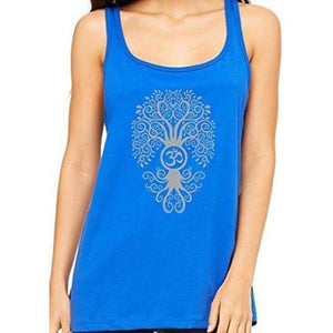 Womens Relaxed Fit Bodhi Tree Tank Top - Yoga Clothing for You - 4