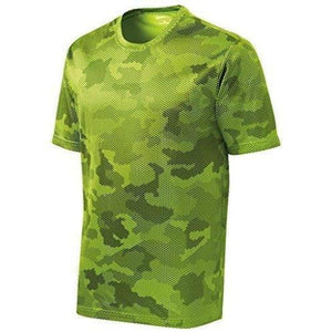 Mens Digital Camo Tee Shirt - Yoga Clothing for You - 3