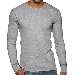 Mens Lightweight Thermal Tee Shirt - Yoga Clothing for You - 7