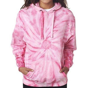 Adult Unisex Tie Dye Hoodie - Yoga Clothing for You