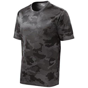 Mens Digital Camo Tee Shirt - Yoga Clothing for You - 2