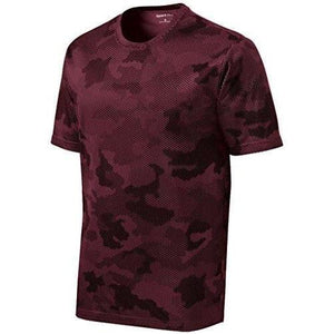 Mens Digital Camo Tee Shirt - Yoga Clothing for You - 4