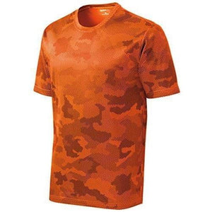 Mens Digital Camo Tee Shirt - Yoga Clothing for You - 5