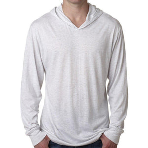 Mens Thin Lightweight Hoodie Tee Shirt - Yoga Clothing for You - 12