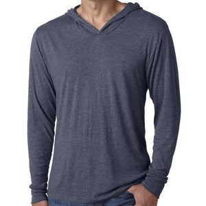 Mens Thin Lightweight Hoodie Tee Shirt - Yoga Clothing for You - 4
