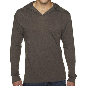 Mens Thin Lightweight Hoodie Tee Shirt - Yoga Clothing for You - 7