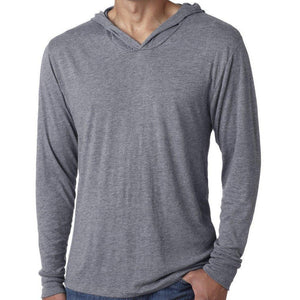 Mens Thin Lightweight Hoodie Tee Shirt - Yoga Clothing for You - 9