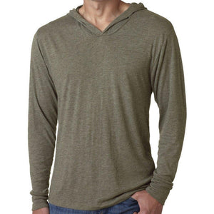 Mens Thin Lightweight Hoodie Tee Shirt - Yoga Clothing for You - 8