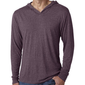 Mens Thin Lightweight Hoodie Tee Shirt - Yoga Clothing for You - 11