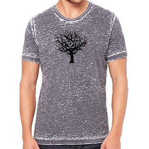 Mens Tree of Life Marble Tee Shirt - Yoga Clothing for You - 7
