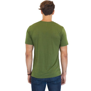 Men's Hemp / Organic Cotton Blend Tee - Yoga Clothing for You