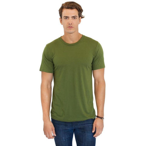 Yoga Clothing for You Men's Hemp / Organic Cotton Blend Tee