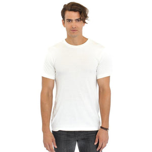 Men's Hemp / Organic Cotton Blend Tee - Yoga Clothing for You - 6