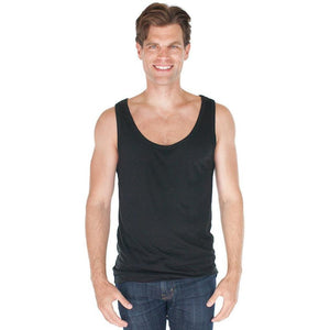 Men's Bamboo Organic Tank - Yoga Clothing for You - 4