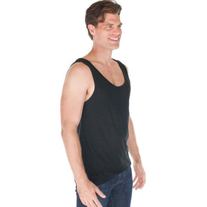 Men's Bamboo Organic Tank - Yoga Clothing for You - 5
