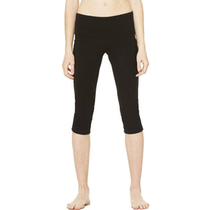 Ladies Fitness Capri Leggings - Yoga Clothing for You