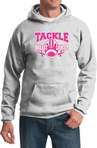 Breast Cancer Hoodie Tackle Cancer