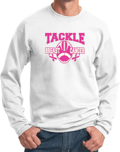 Breast Cancer Sweatshirt Tackle Cancer