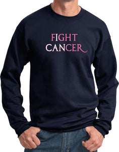 Breast Cancer Sweatshirt I Can Fight Cancer