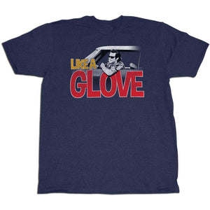 Ace Ventura T-Shirt Pet Detective Like A Glove Navy Tee