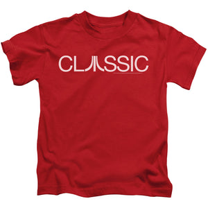 Atari Boys T-Shirt Classic Logo Red Tee