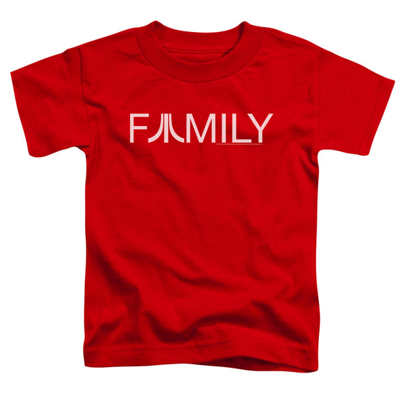 Atari Toddler T-Shirt Family Logo Red Tee