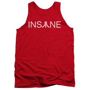 Atari Tanktop Insane Logo Red Tank
