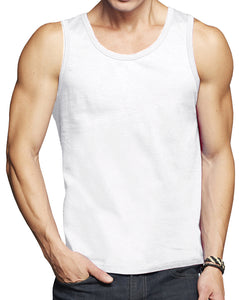 Mens Lightweight Yoga Tank Top