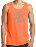 Mens Aum Ohm Symbol Tank Top Shirt