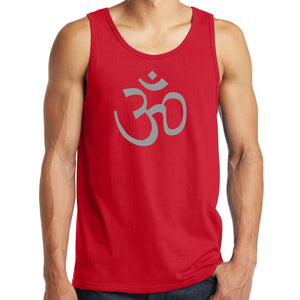 Mens Aum Ohm Symbol Tank Top Shirt - Yoga Clothing for You - 4