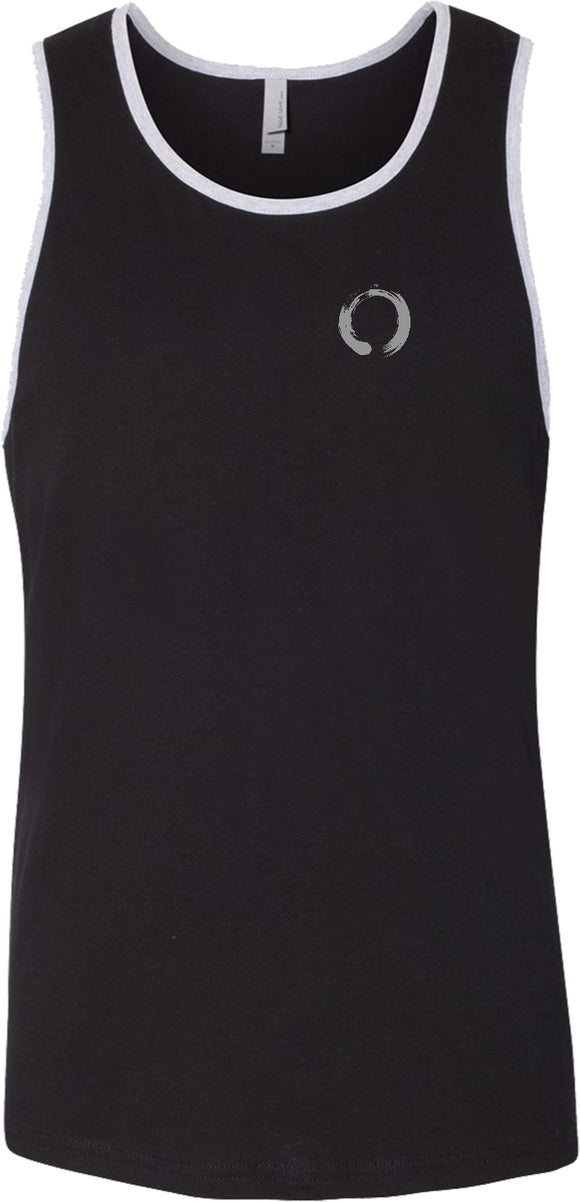 Enso Pocket Print Premium Yoga Tank Top