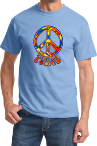 Funky Peace Sign T-shirt